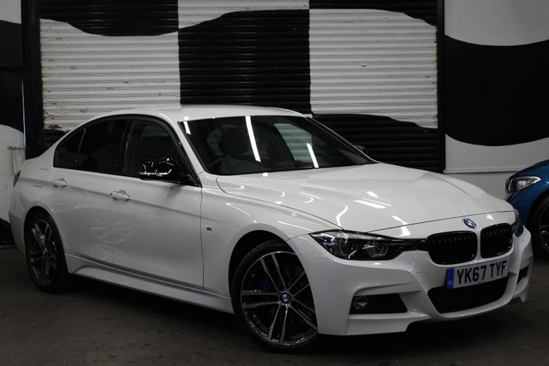 used BMW 320d M SPORT SHADOW EDITION in basingstoke-hampshire