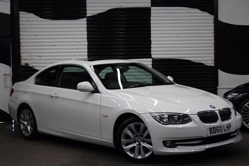 used BMW 330d SE in basingstoke-hampshire