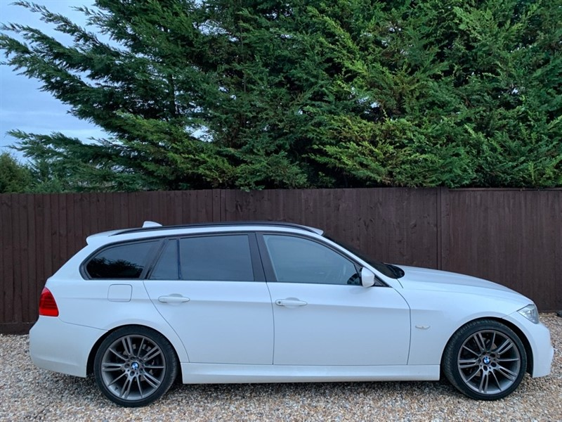 used BMW 318d SPORT PLUS EDITION TOURING in basingstoke-hampshire