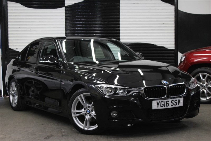 used BMW 320d M SPORT in basingstoke-hampshire