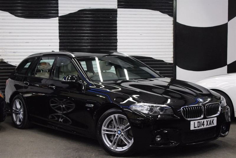 used BMW 530d M SPORT TOURING in basingstoke-hampshire