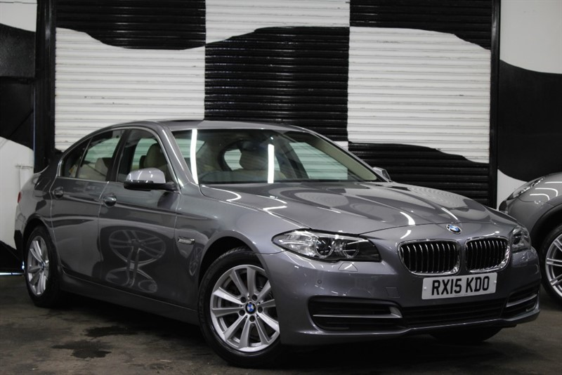 used BMW 520d SE in basingstoke-hampshire