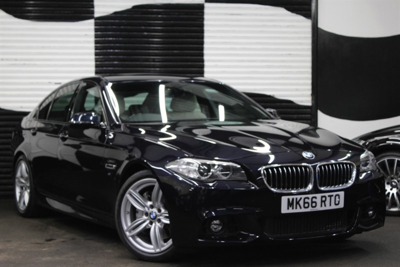 used BMW 530d M SPORT in basingstoke-hampshire