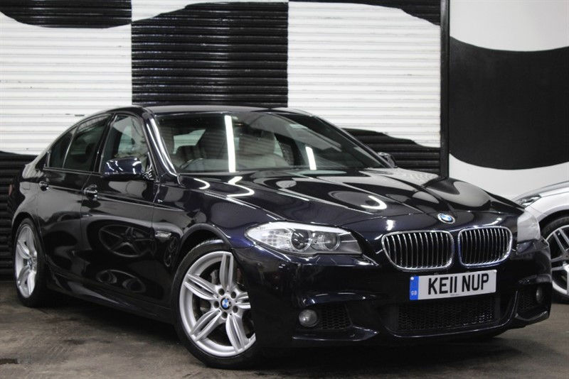 used BMW 535d M SPORT in basingstoke-hampshire