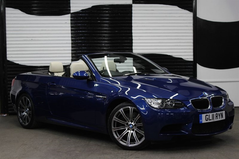 used BMW M3 4.0 Convertible 2DR DCT Auto in basingstoke-hampshire