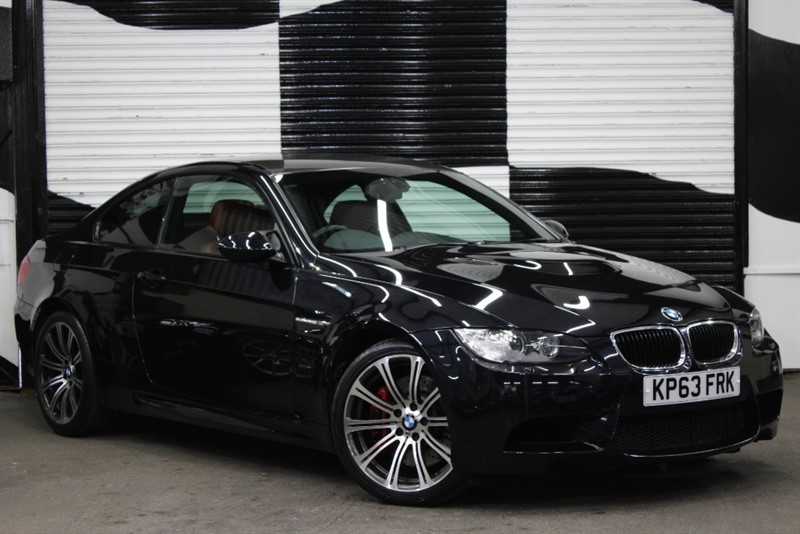 used BMW M3 4.0 V8 DCT 2dr in basingstoke-hampshire