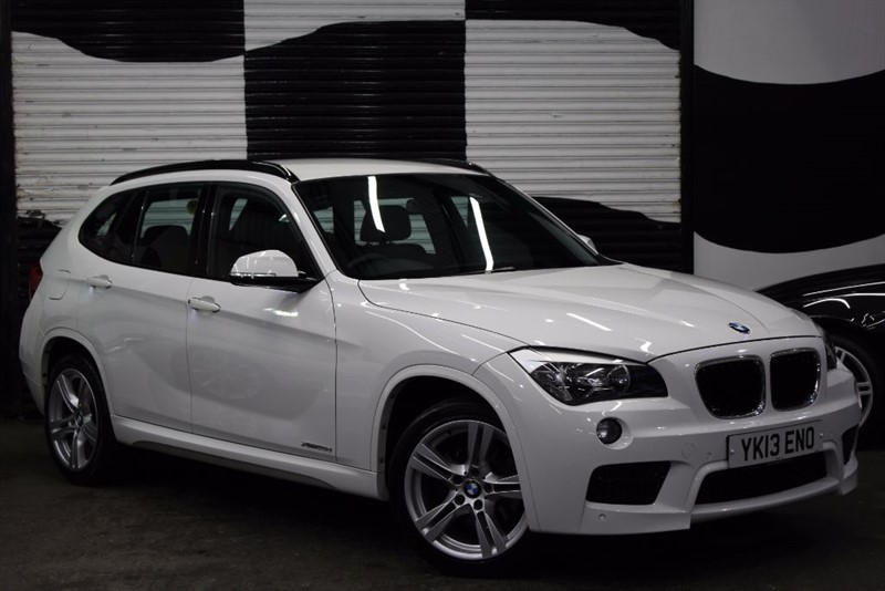 used BMW X1 XDRIVE20D M SPORT in basingstoke-hampshire