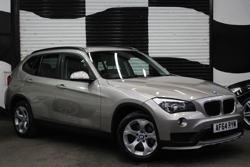 used BMW X1 SDRIVE20D EFFICIENTDYNAMICS BUSINESS in basingstoke-hampshire