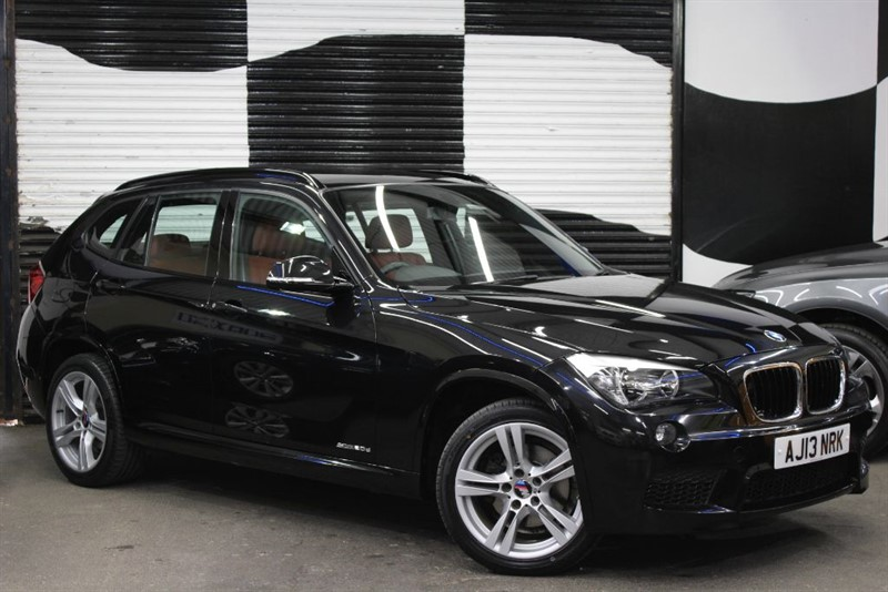 used BMW X1 SDRIVE20D M SPORT in basingstoke-hampshire