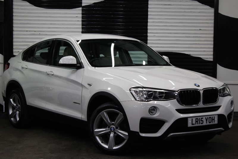 used BMW X4  XDRIVE20D SE in basingstoke-hampshire