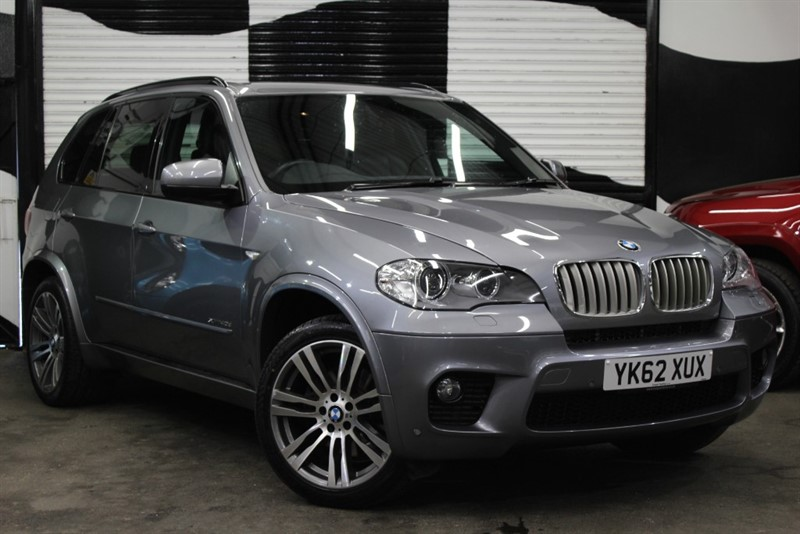 used BMW X5 XDRIVE40D M SPORT in basingstoke-hampshire