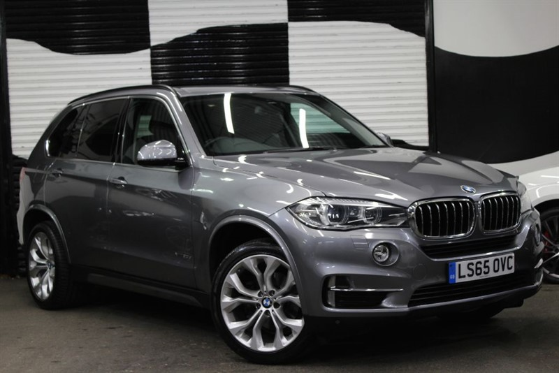 used BMW X5 XDRIVE30D SE in basingstoke-hampshire