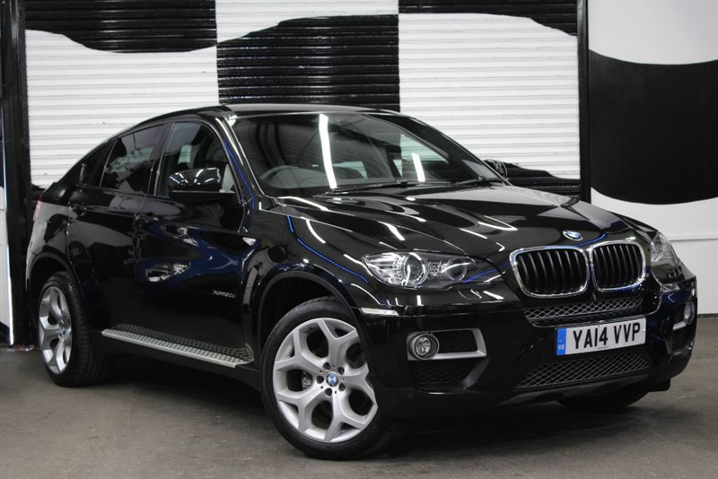 used BMW X6 XDRIVE30D in basingstoke-hampshire