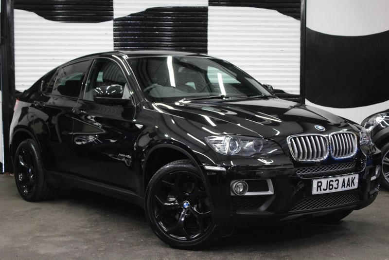 used BMW X6 XDRIVE40D in basingstoke-hampshire
