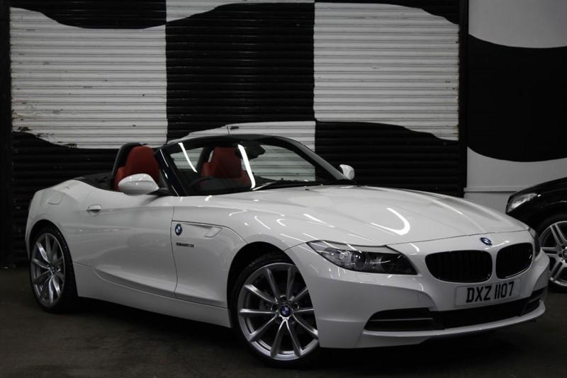 used BMW Z4 SDRIVE23I HIGHLINE EDITION in basingstoke-hampshire