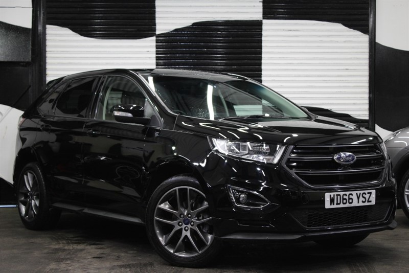 used Ford Edge SPORT TDCI in basingstoke-hampshire