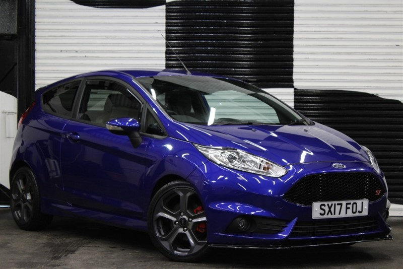 used Ford Fiesta ST-2 in basingstoke-hampshire