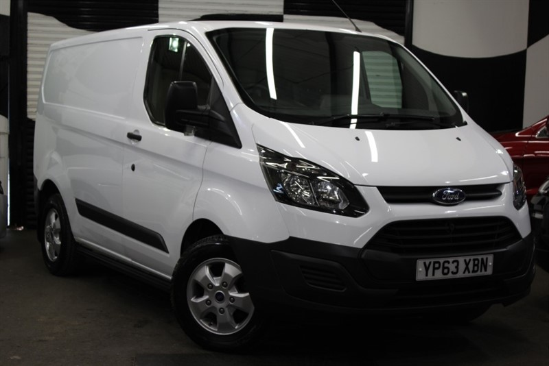 used Ford Transit Custom 270 LR P/V in basingstoke-hampshire