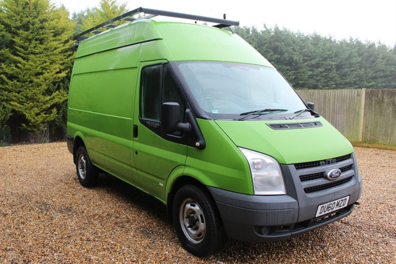 used Ford Transit 350 SHR in basingstoke-hampshire