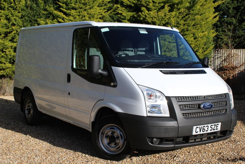 used Ford Transit 260 LR in basingstoke-hampshire