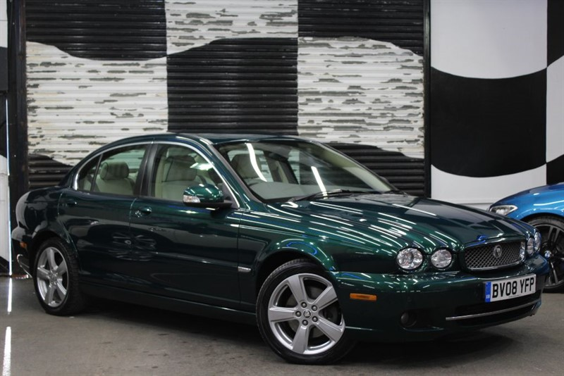 used Jaguar X-Type SOVEREIGN in basingstoke-hampshire