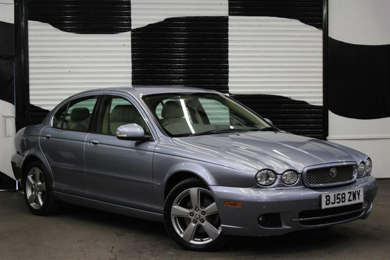 used Jaguar X-Type SE in basingstoke-hampshire