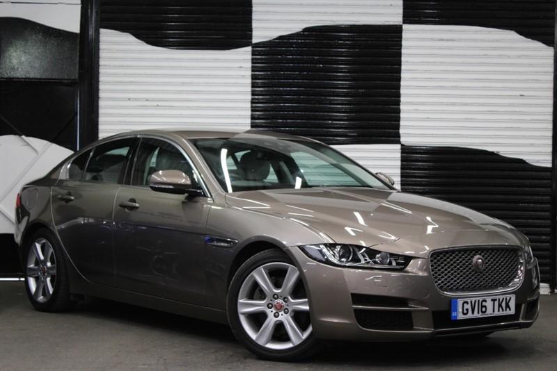 used Jaguar XE PORTFOLIO in basingstoke-hampshire