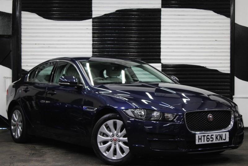 used Jaguar XE PRESTIGE in basingstoke-hampshire