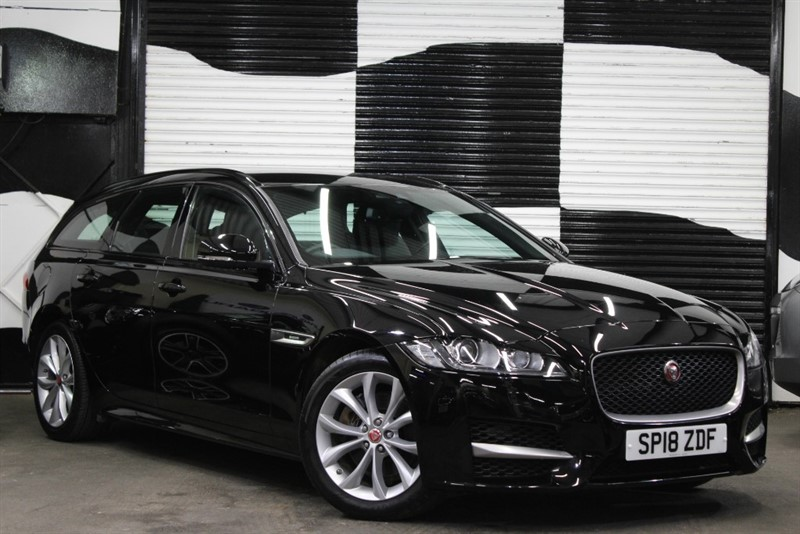 used Jaguar XF D R-SPORT in basingstoke-hampshire