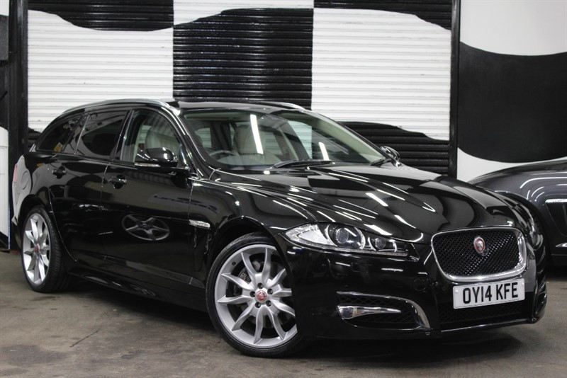 used Jaguar XF D V6 S PREMIUM LUXURY SPORTBRAKE in basingstoke-hampshire