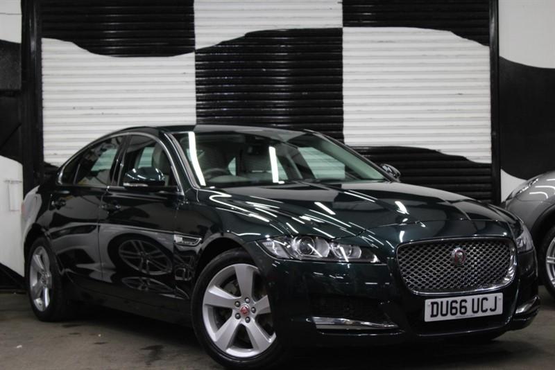 used Jaguar XF D PORTFOLIO in basingstoke-hampshire