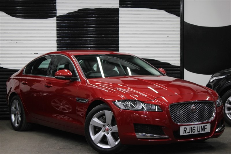 used Jaguar XF D PORTFOLIO in basingstoke-hampshire