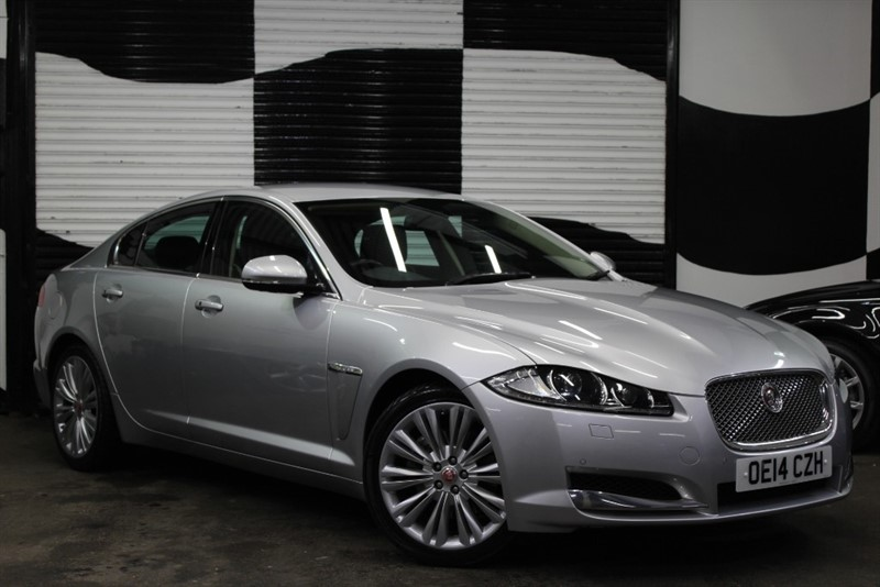 used Jaguar XF D V6 PORTFOLIO in basingstoke-hampshire