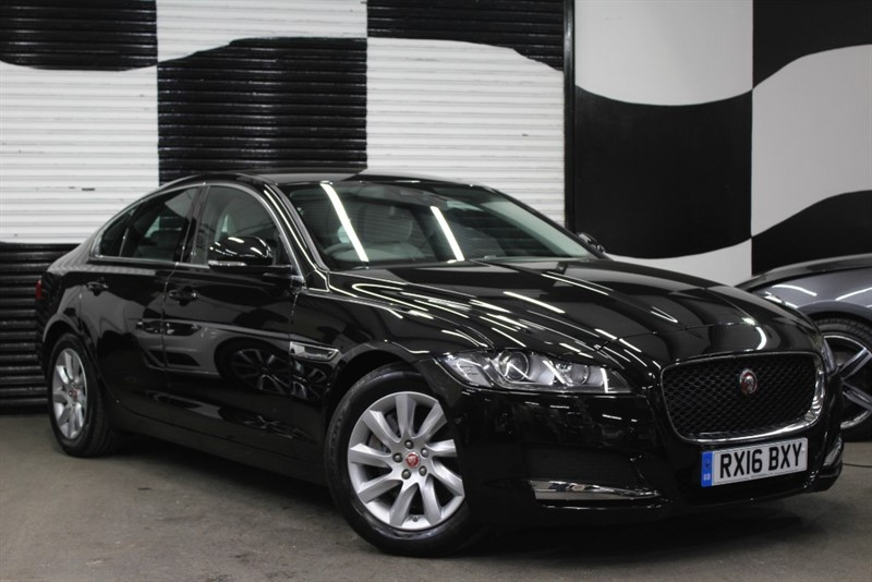 used Jaguar XF D PRESTIGE in basingstoke-hampshire