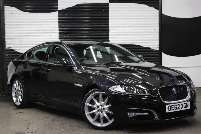 used Jaguar XF D V6 S PREMIUM LUXURY in basingstoke-hampshire