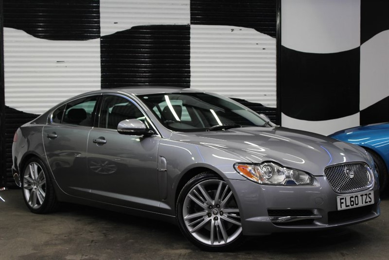 used Jaguar XF V6 PORTFOLIO in basingstoke-hampshire