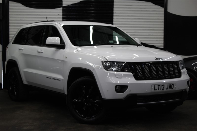 used Jeep Grand Cherokee V6 CRD S-LIMITED in basingstoke-hampshire