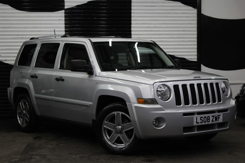 used Jeep Patriot LIMITED CRD in basingstoke-hampshire