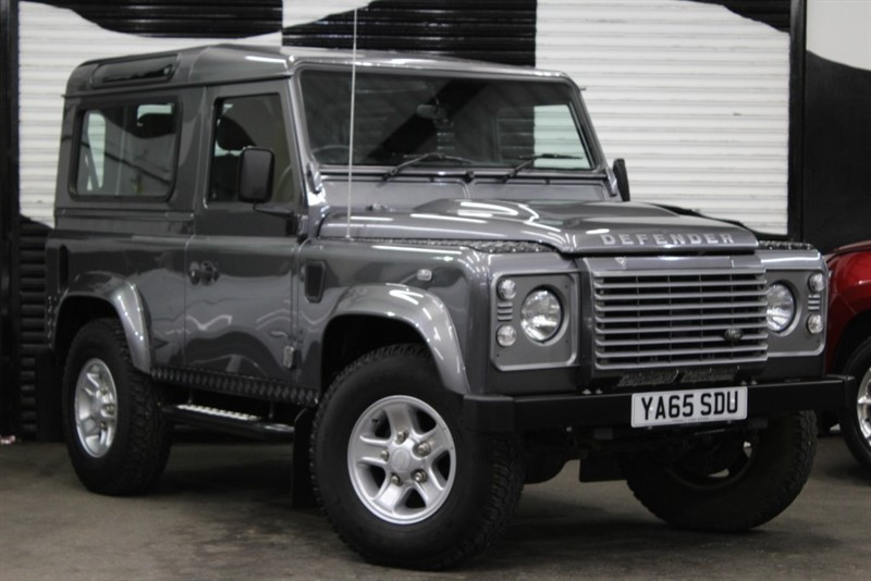 used Land Rover Defender TD XS STATION WAGON in basingstoke-hampshire