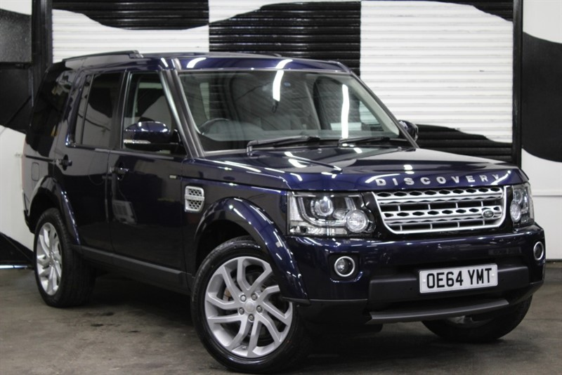 used Land Rover Discovery SDV6 HSE in basingstoke-hampshire