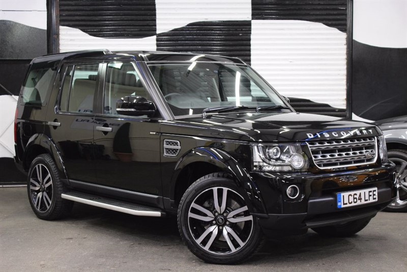 used Land Rover Discovery SDV6 SE TECH in basingstoke-hampshire