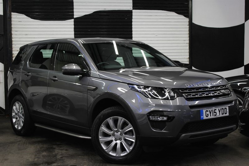 used Land Rover Discovery Sport SD4 SE TECH in basingstoke-hampshire