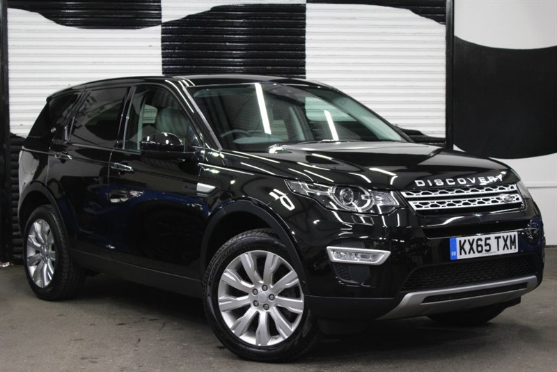 used Land Rover Discovery Sport SD4 HSE LUXURY in basingstoke-hampshire