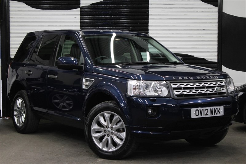 used Land Rover Freelander 2 SD4 XS in basingstoke-hampshire