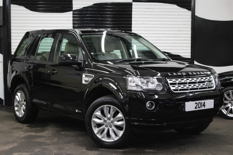 used Land Rover Freelander 2 TD4 XS in basingstoke-hampshire