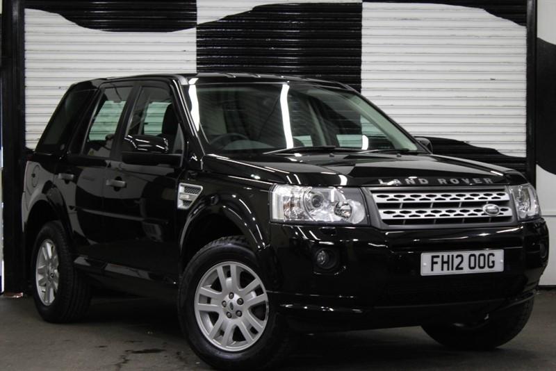 used Land Rover Freelander 2 SD4 XS in basingstoke-hampshire