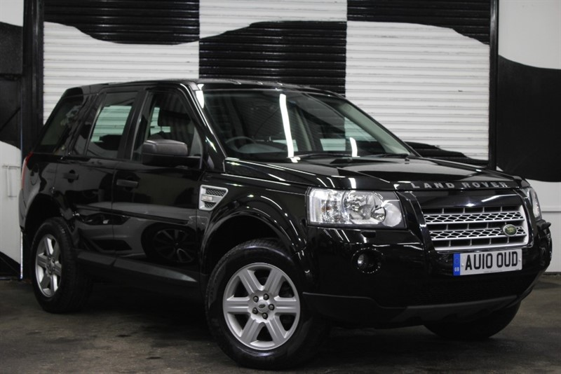 used Land Rover Freelander 2 TD4 GS in basingstoke-hampshire