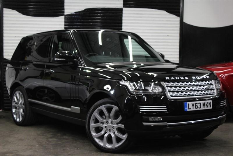 used Land Rover Range Rover TDV6 VOGUE in basingstoke-hampshire