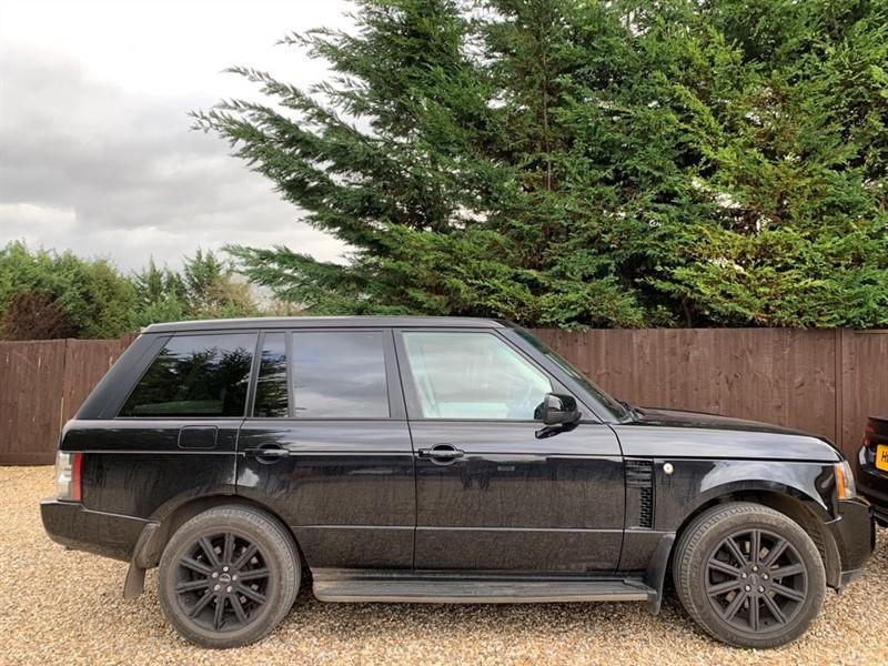 used Land Rover Range Rover TDV8 VOGUE SE in basingstoke-hampshire