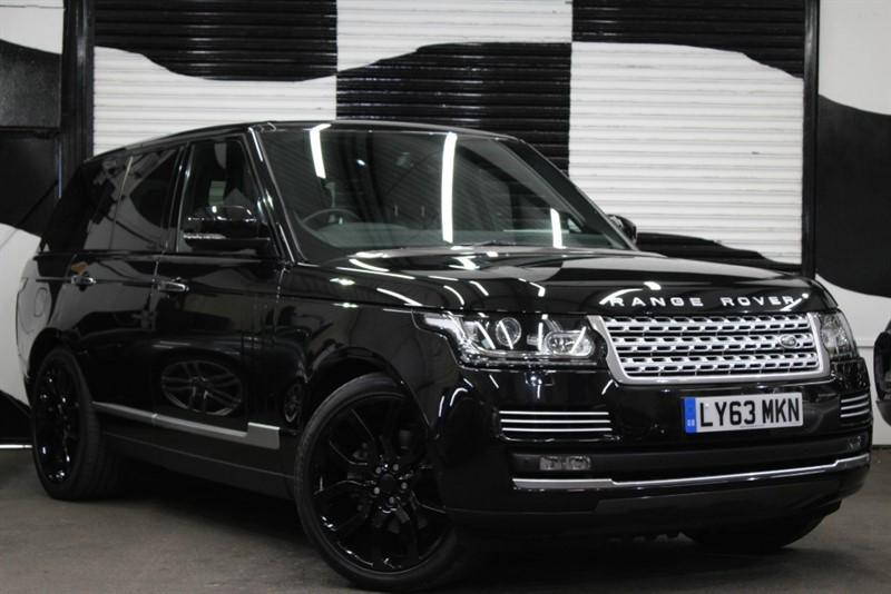 used Land Rover Range Rover TDV6 VOGUE in basingstoke-hampshire
